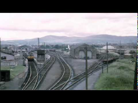 The Greenore Train