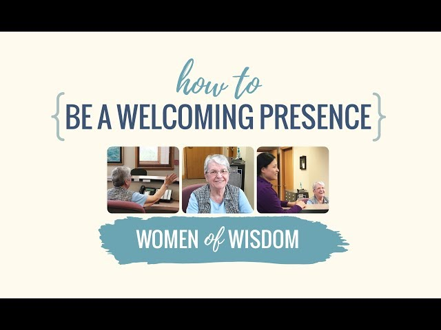 How To Be A Welcoming Presence