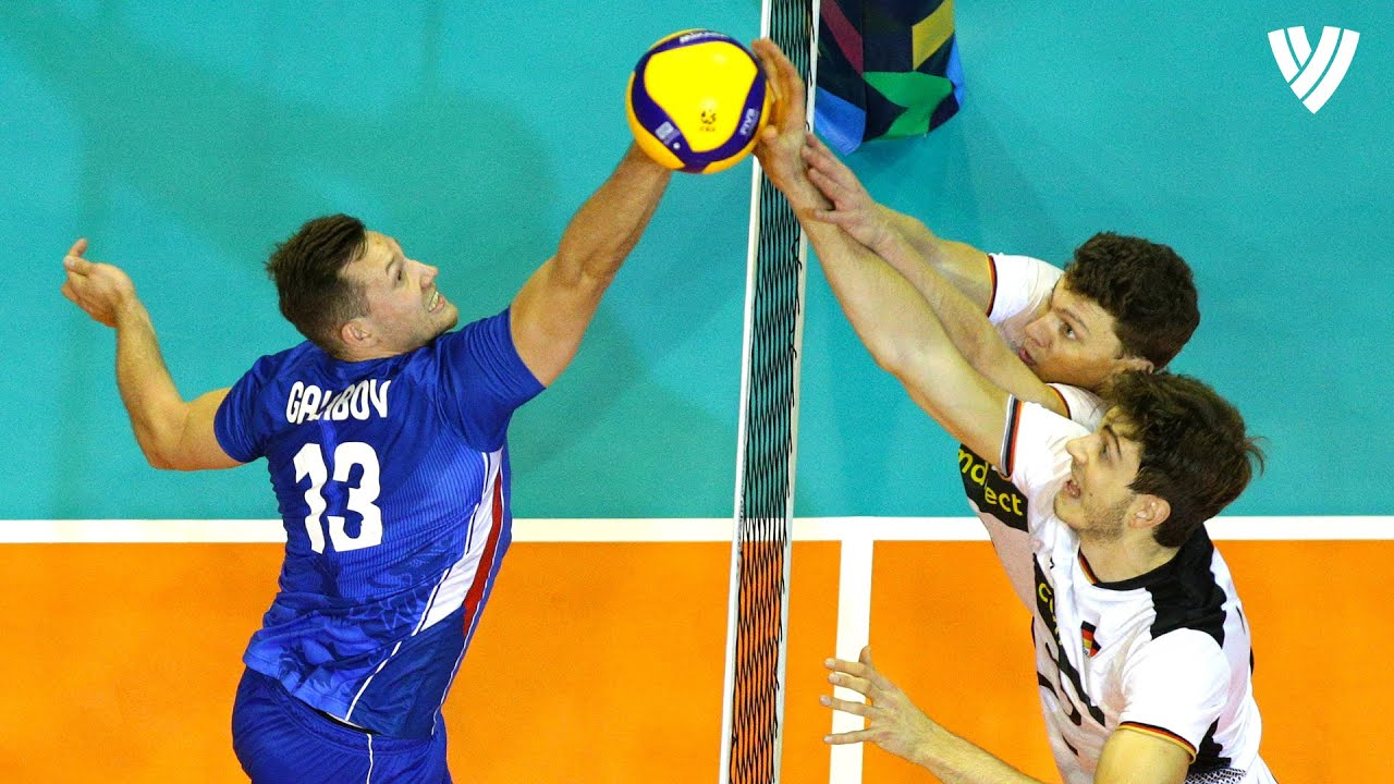 Who will win the big Point? | Best of | CEV Men's Tokyo Volleyball Qualification 2020