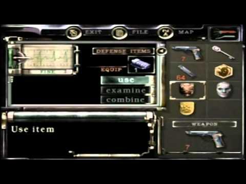 Resident Evil (Part 8) - SHIELD KEY