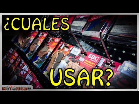 ¿QUE PASTILLAS DE FRENO USAR? PRECIOS | MARCAS - Motorismo