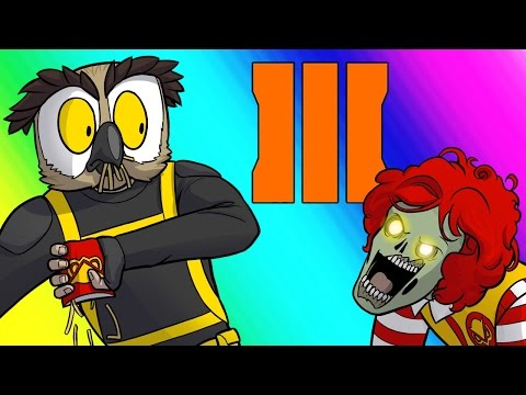 Thumbnail: Cod Zombies Funny Moments - Vanoss Burger Secret Formula!