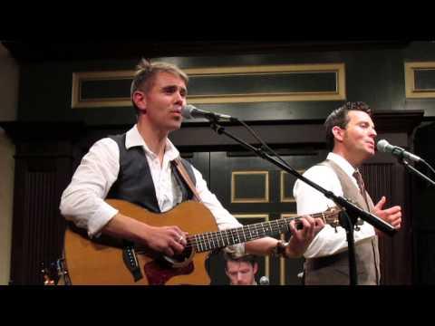 Neil Byrne and Ryan Kelly -