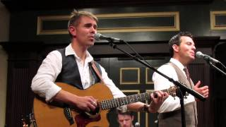 """Neil Byrne and Ryan Kelly - """"The Fields Of Athenry"""""""