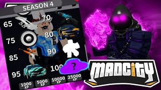 👿SEASON 4 REWARDS!👿 | Mad City | Roblox