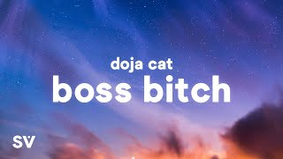 Gambar cover Doja Cat - Boss Bitch (Lyrics)