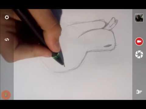 How To Draw A Dutch Angel Dragon Read Description Sorry Its
