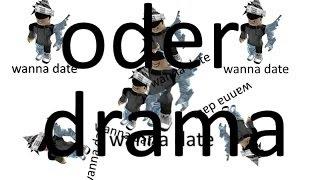 OD'ER DRAMA IN ROBLOX (ROASTING AN OD'ER)