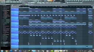 FL Studio Producer Edition Remake of Lil Wayne ft Bruno Mars - Mirrors