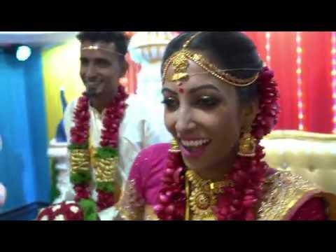 Cinematic  Wedding Montage of Rajeswari by REEL STUDIO