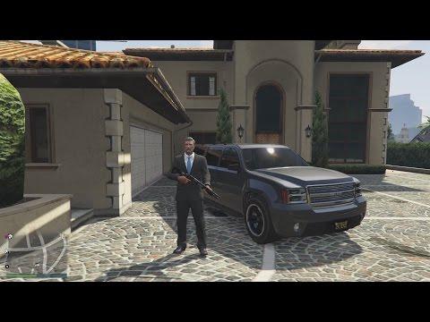 GTA V ONLINE | AGENTE DEL FBI