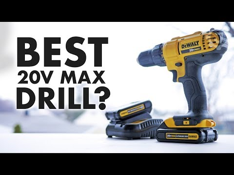 Dewalt 20V Max Compact Drill/Driver Review