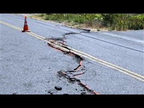 An earthquake warning for California