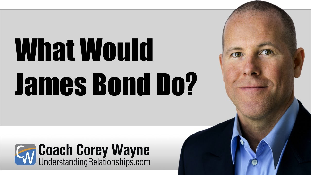 What would james bond do youtube