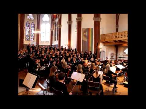 Karl Jenkins, The Armed Man: A Mass For Peace. Helsingborg, Sweden