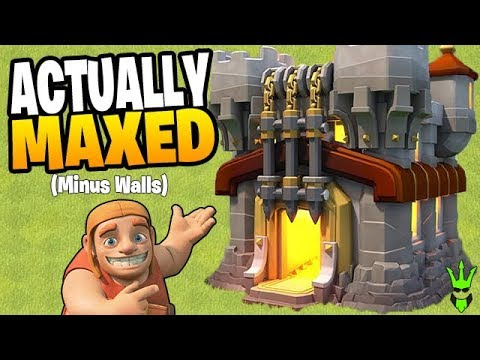 I ALWAYS MAKE THIS MISTAKE AT TH11..Actually Maxed Minus Walls! - Clash of Clans