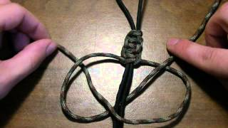 паракорд плетение браслет,темляк