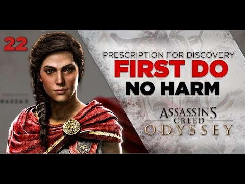 Assassins Creed Odyssey Gameplay | FIRST DO NO HARM - ODYSSEY QUEST 1