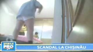 Секс скандал на романски дипломат