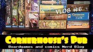 033# - Vlog Febbraio 2017 (Quadropolis, Rebellion, Medieval Academy)