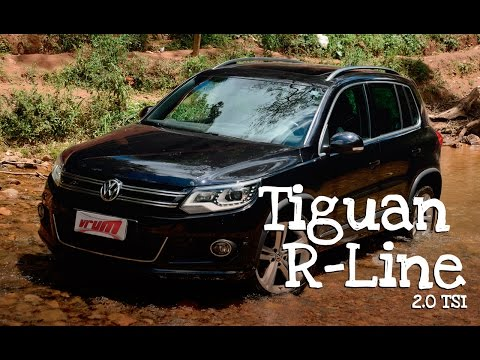 Volkswagen Tiguan R-Line: Câmbio E Preço Elevado Tiram Brilho Do SUV De Luxo