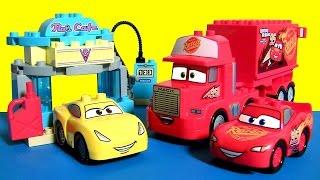 LEGO DUPLO CARS 3 TOYS FLO