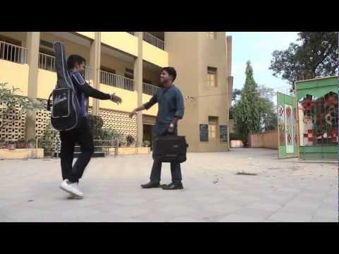YEHI TO WOH JANNAT HAI MERI-Carmel Convent School Junagadh-Akshay Dave & Jimmy D'costa