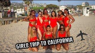 Girls Trip to Los Angeles, CA Winnay's World