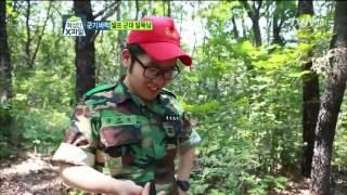 Repeat youtube video tvN 화성인X파일 - 셀프군대말뚝남! (오빤군대스타일) 군대남 - BJ요리왕비룡