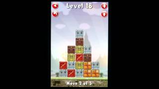 Move the box level 18 London solution(MORE LEVELS, MORE GAMES: http://MOVETHEBOX.GAMESOLUTIONHELP.COM http://GAMESOLUTIONHELP.COM This shows how to solve the puzzle of ..., 2012-03-07T00:41:38.000Z)