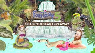 Fantasy 5 One Million Dollar Giveaway