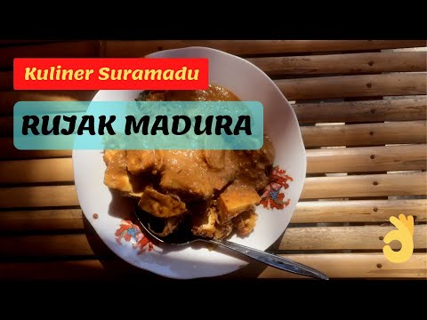 Kuliner Madura - Rujak Petis