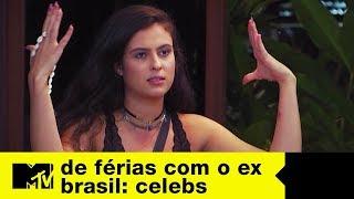 Hana leva Lipe para a suíte master | De Férias com o Ex Brasil Celebs Ep. 03