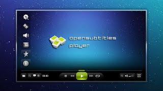 OpenSubtitles Player - best free video player with matching subtitles and torrent streaming