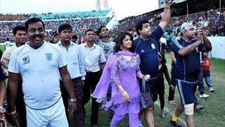 এবার খেলার মাঠে মৌসুমীকে নিয়ে ডিপজল, সানী ও মিশা !!! ঘটনা কি ??? Bangla Showbiz News