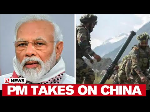 PM Modi On Ladakh Faceoff: 'India Knows How To Respond' from YouTube · Duration:  3 minutes 55 seconds