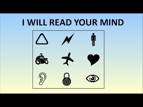 I Will Read Your Mind - Math Magic Trick