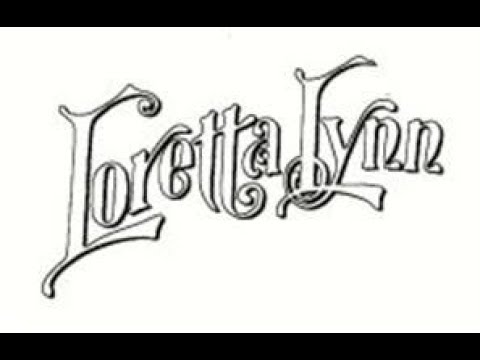 Loretta Lynn - You Ain't Woman Enough (To Take My Man) Lyrics on screen