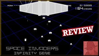 Space Invaders Infinity Gene - PS3 - with Commentary !!