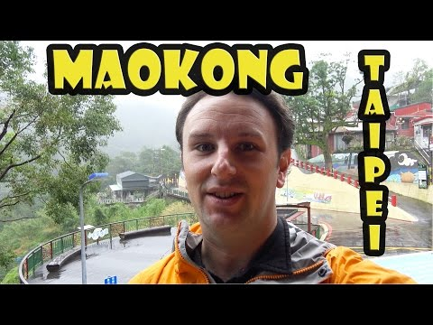 MaoKong (貓空) Travel Guide