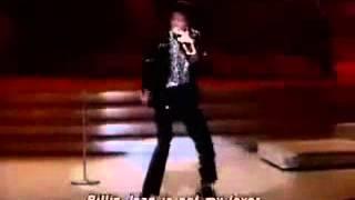 Michael Jackson Billie Jean Con Subtitulos En Ingles Y Español