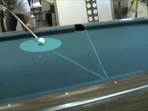 Deep Green & Augmented Reality Pool (without audio)