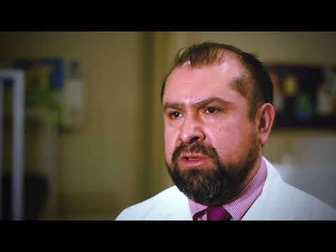 Dr. Luis Enrique Juárez Villegas / Jefe del Departamento de Hemato-oncología HIMFG