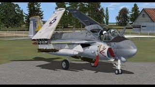 Grumman A-6E Intruder - Musel Aéreo Virtual - EP01