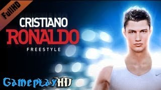Cristiano Ronaldo Freestyle Gameplay (PC/HD)