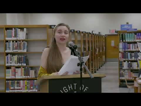 The Golden Age | Rebecca Ariel Porte | Night of Philosophy and Ideas 2018