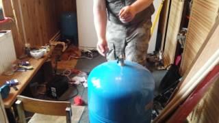 воздух в системе водоснабжения ( часть 1 )