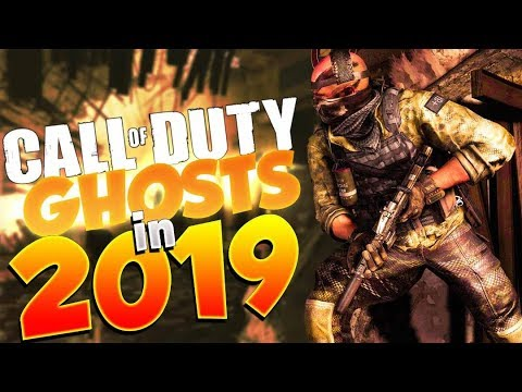 COD Ghosts FREE FALL In 2019 (6 Years Later)