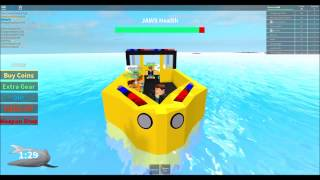 ROBLOX: Jaws, the polygons shark