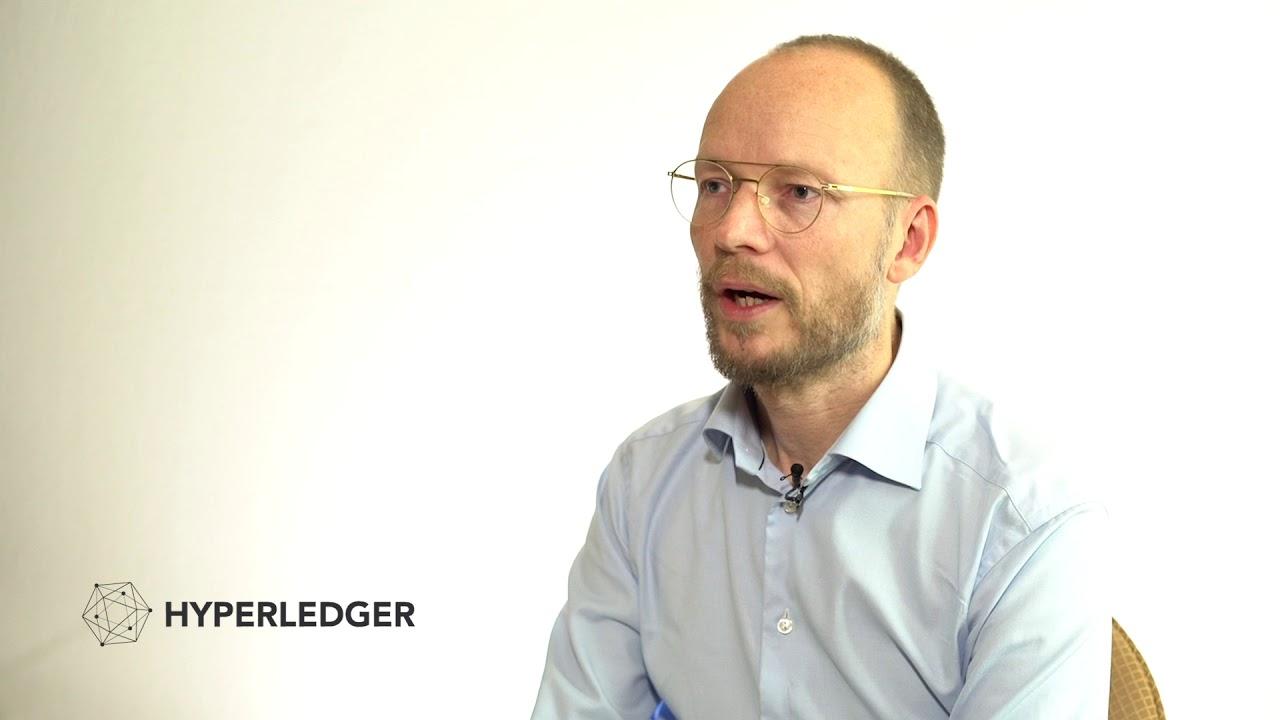 Gert Sylvest of Tradeshift on Hyperledger